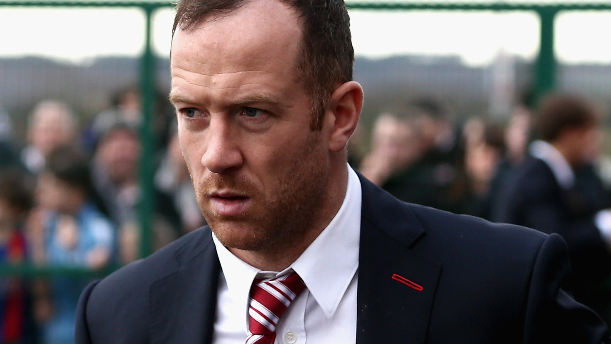 Charlie Adam: 'My brother thought dad was wrapping presents'