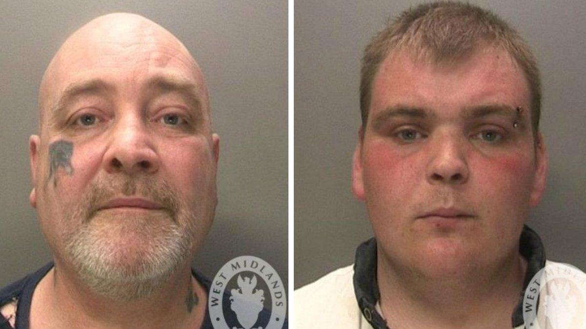 Coventry father and son jailed for 'horrifying' abuse