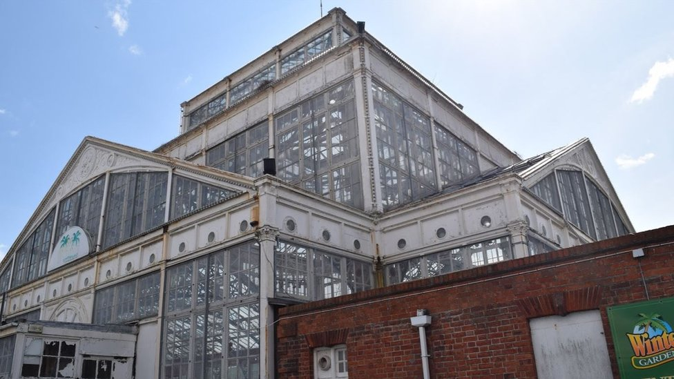 The Winter Gardens, Great Yarmouth