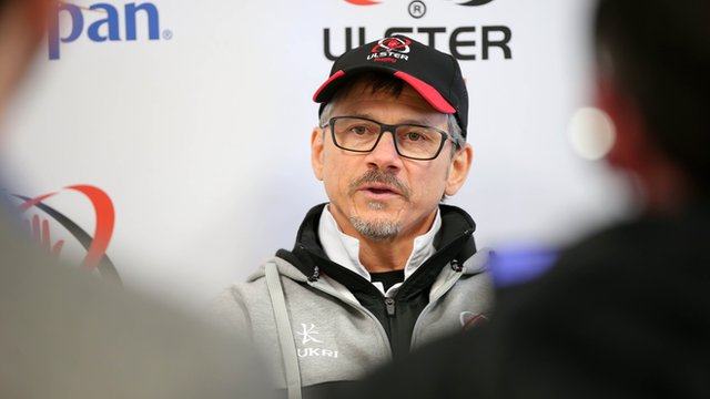 Directory of Ulster Rugby Les Kiss