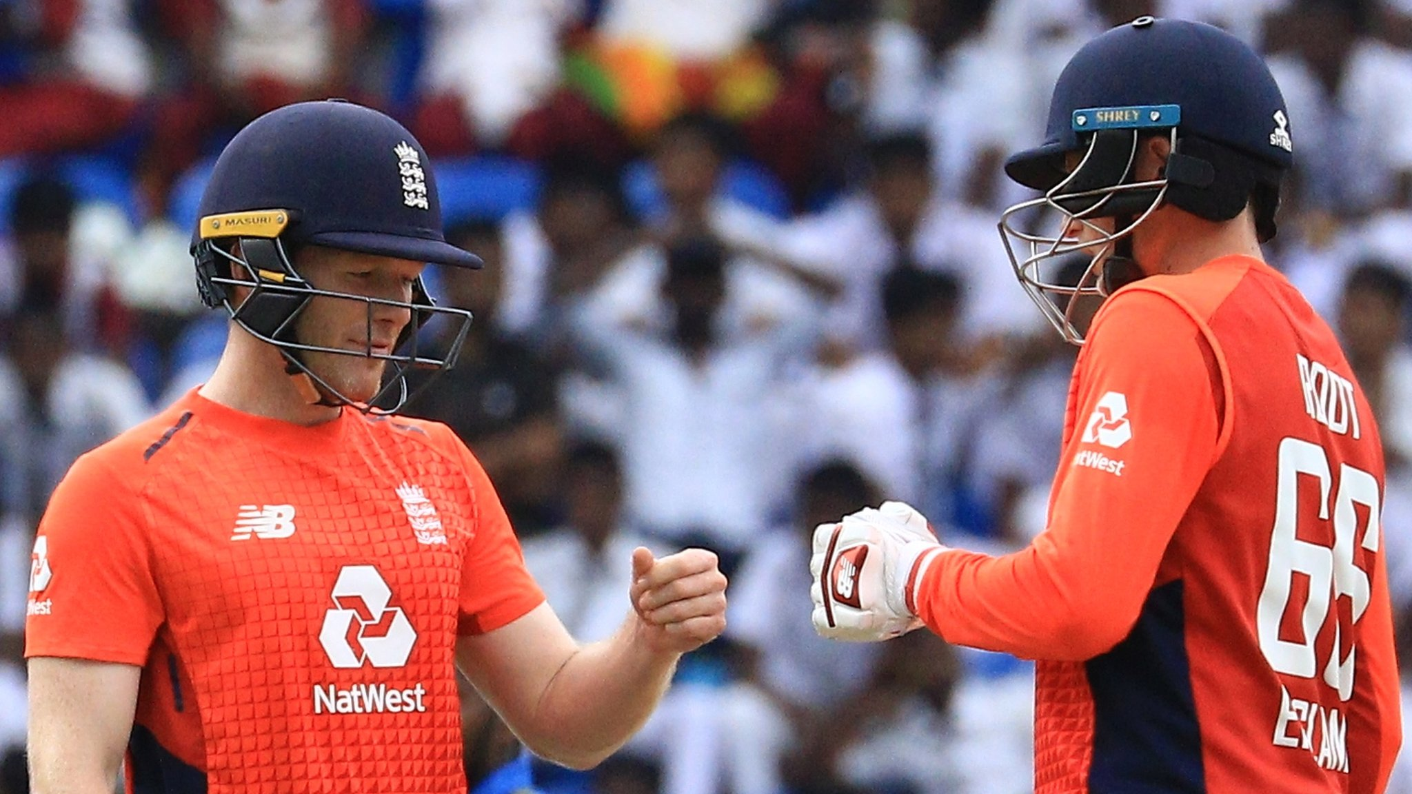 England win another rain-hit ODI to seal series victory in Sri Lanka