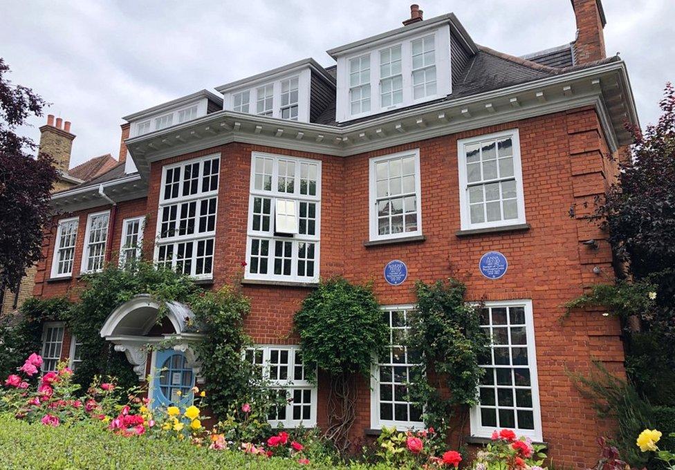 منزل سيغموند فرويد تحول إلى متحف في لندن