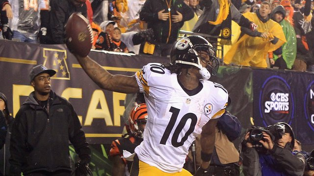 NFL playoffs: Pittsburgh Steelers beat Cincinnati Bengals