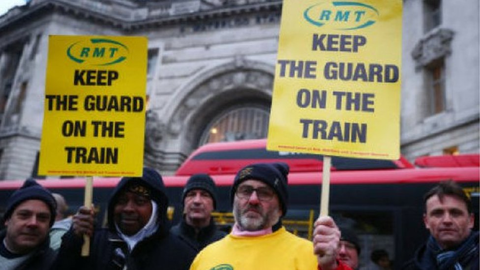 Northern and South Western rail strikes disrupt events