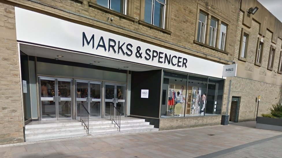 Burnley stabbing: Shoppers seriously injured at M&S - police rush to scene