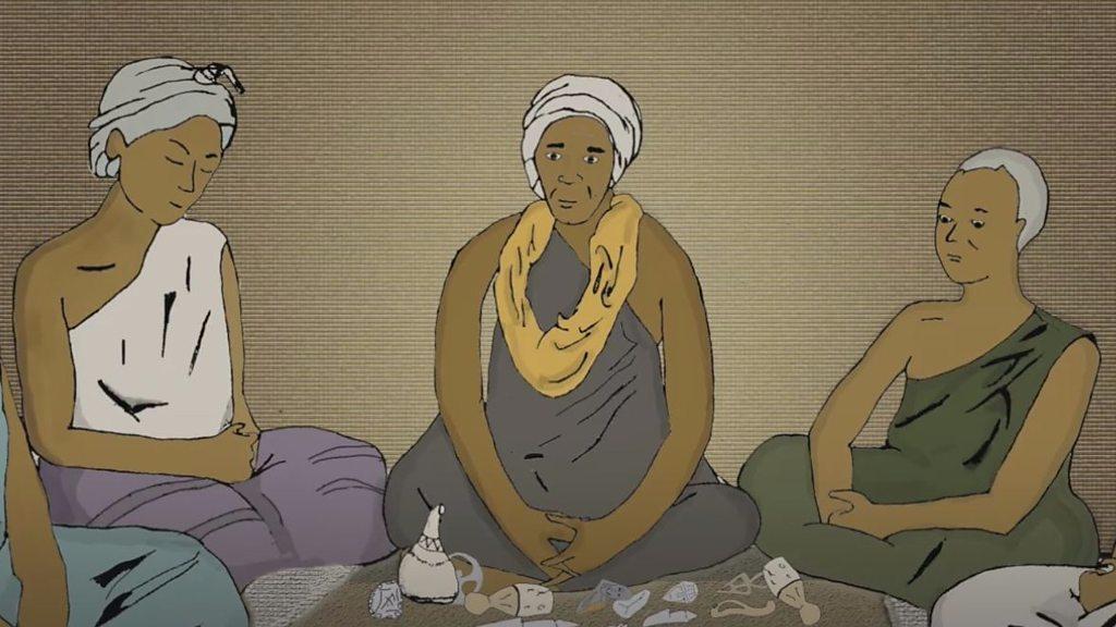 Nehanda, the Shona spirit medium that inspired Mugabe