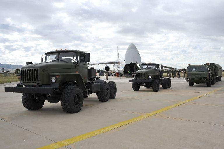 S-400 parçalarının 12 Temmuz'da Türkiye'ye teslimatı başladı