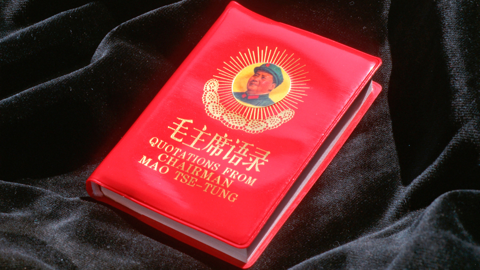 Who, What, Why: What is the Little Red Book? - BBC News