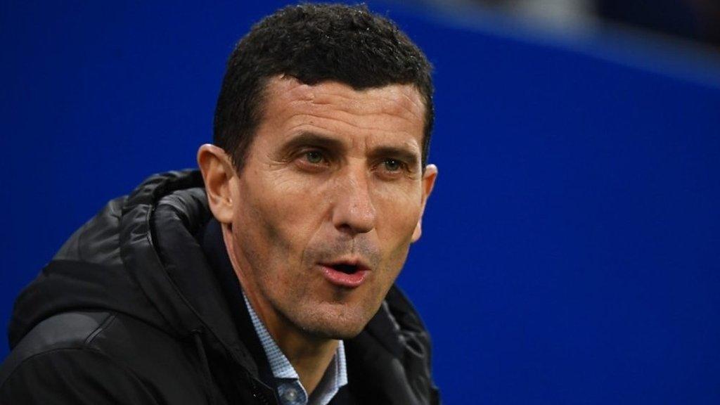 Cardiff 1-5 Watford: Javi Gracia proud of 'outstanding' Hornets display