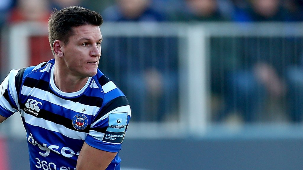 Premiership: Bath 28-13 Worcester Warriors