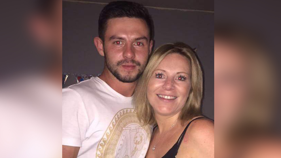 Mother hopes to help others after depressed son's death