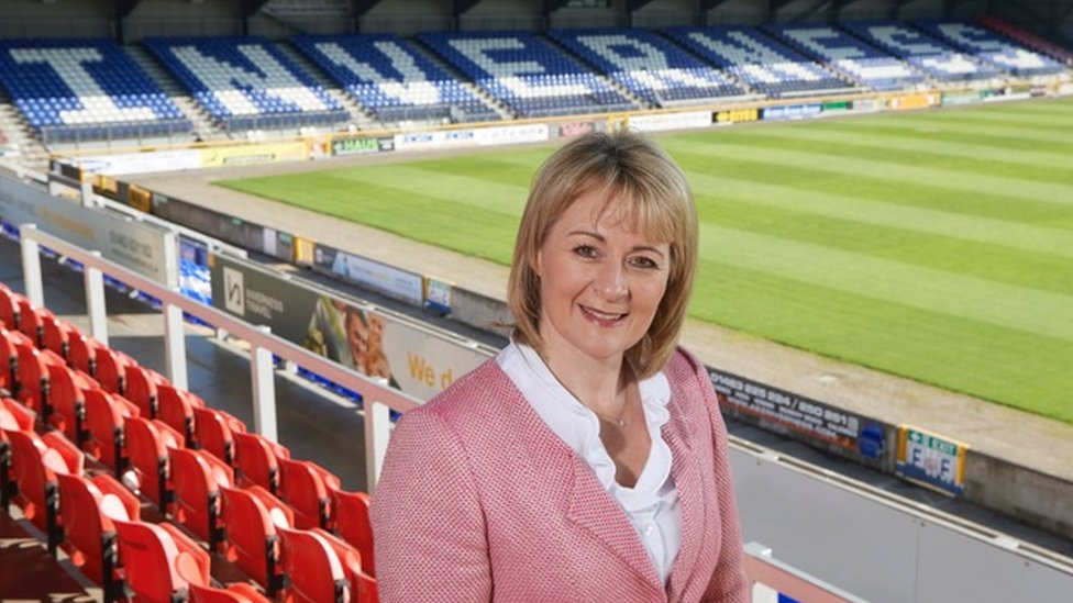 Businesswoman new Inverness Caley Thistle chief executive