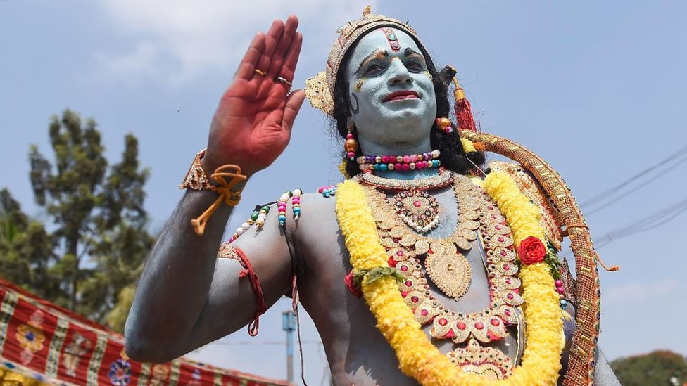Why is a 2,500-year-old epic dominating polls in modern India?