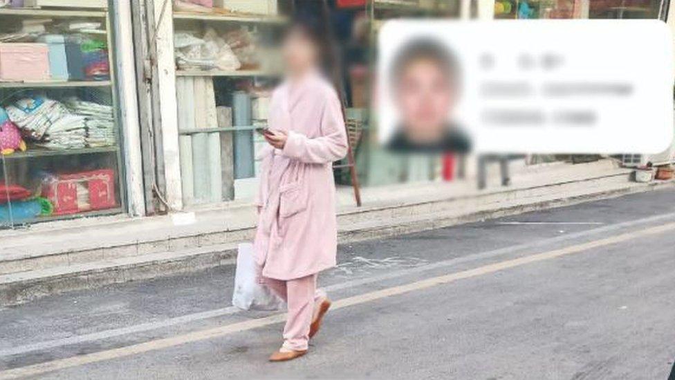 Yetkililerin paylaştığı fotoğraflar internette yayımlandı.