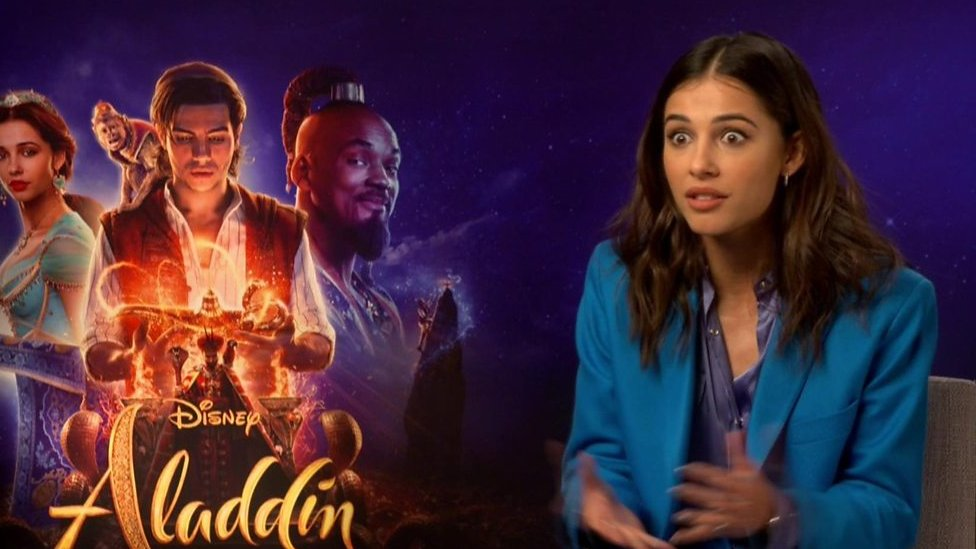 Aladdin: 'Disney princesses were so influential to my generation'