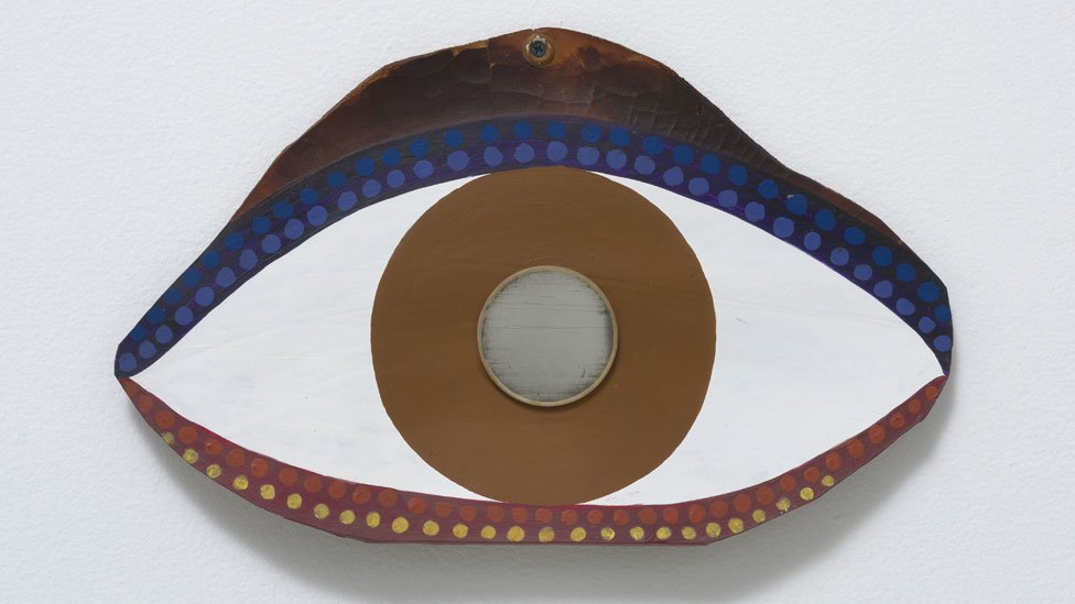 Eye by Betye Saar