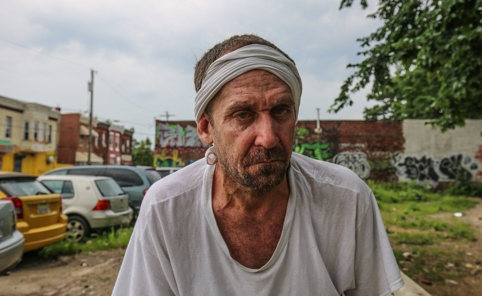 Jose Ojeda is one of thousands of Puerto Rican addicts who come to Philadelphia on a false promise of treatment
