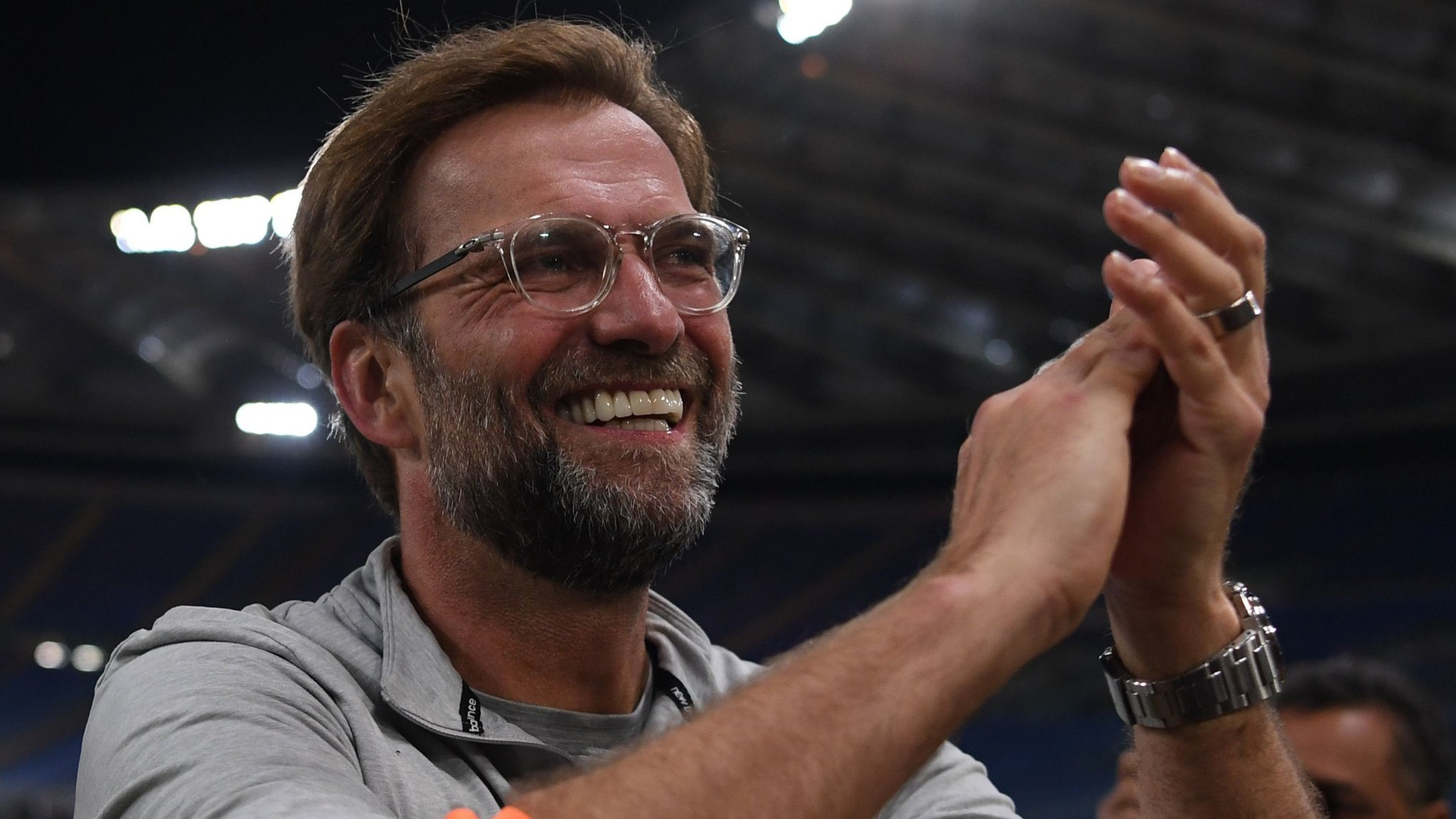 'We are here because we are Liverpool' - Klopp on Champions League final