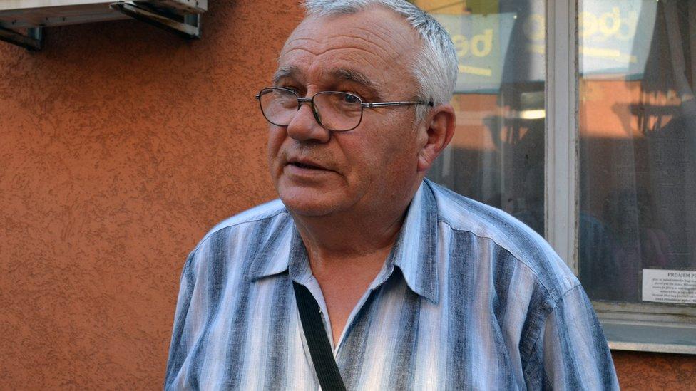 Časlav Dobrosavljević Foto: Marija Raca 2020