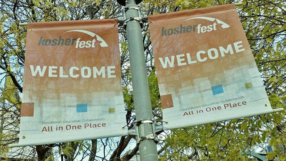 Carteles del Kosherfest