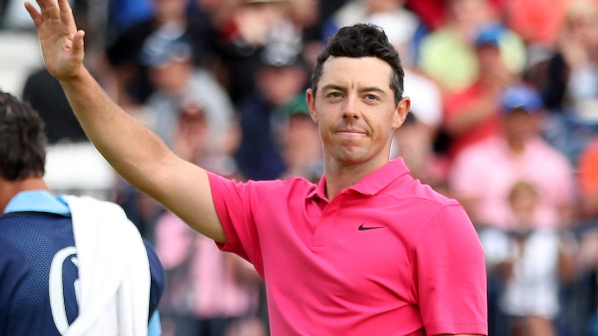 The Open 2018: Rory McIlroy has 'no regrets' after tie for second