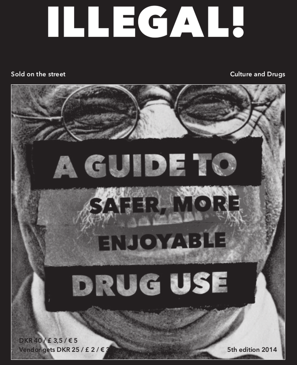 Illegal front cover