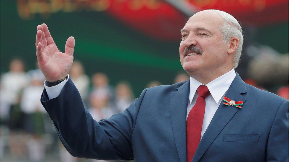 Minsk, 3. jul 2020.