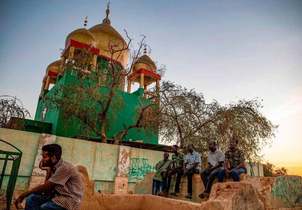 الصوفيون في السودان