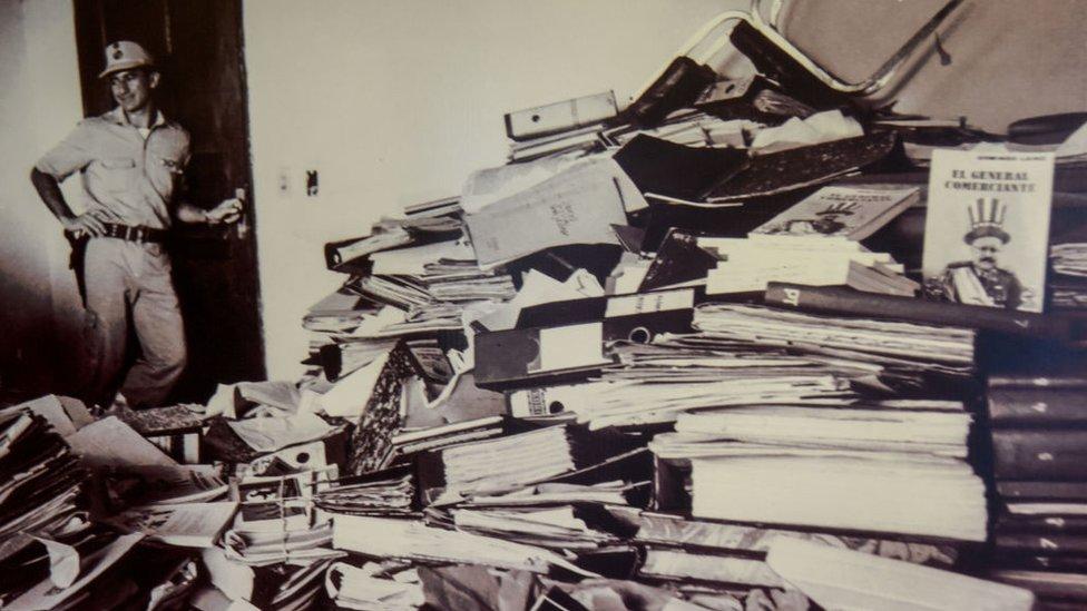 Los Archivos del Terror
