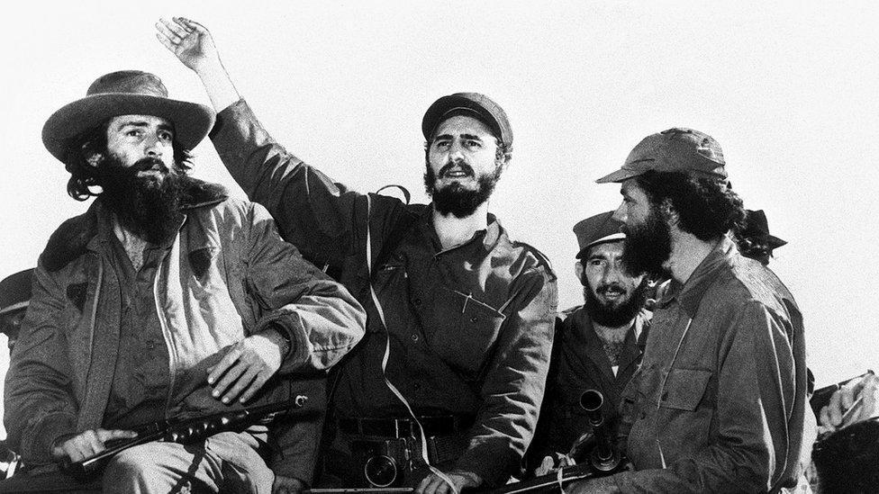 Fidel y Camilo