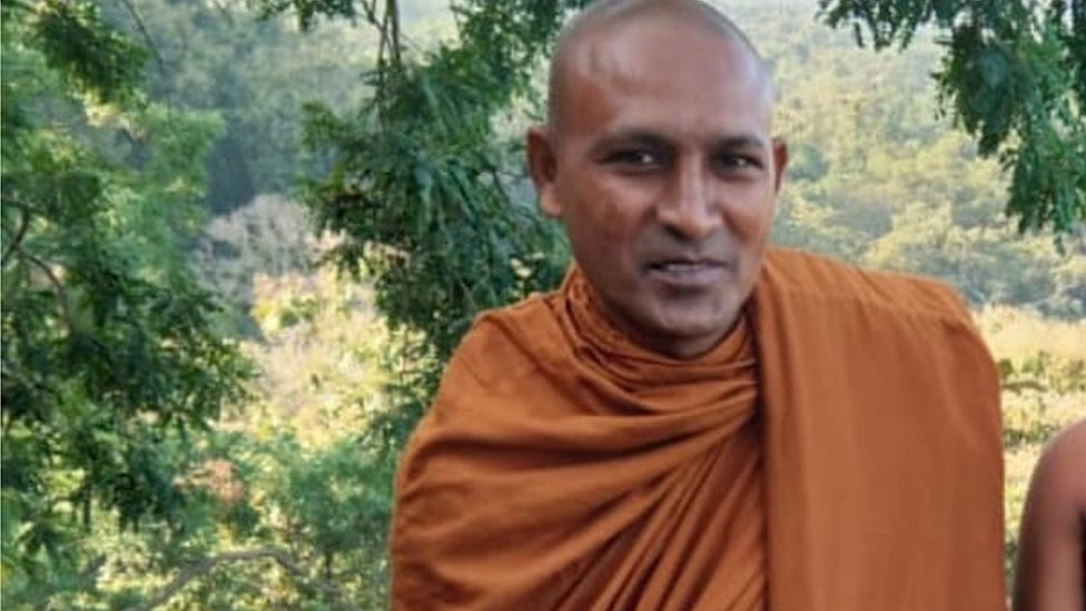 Leopard kills Indian Buddhist monk meditating in forest