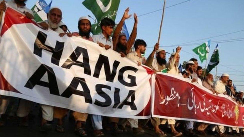 قوانين التجديف الصارمة تثير انقساما في باكستان