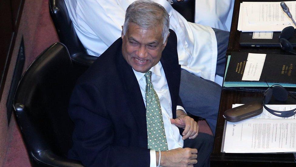 PM Sri Lanka