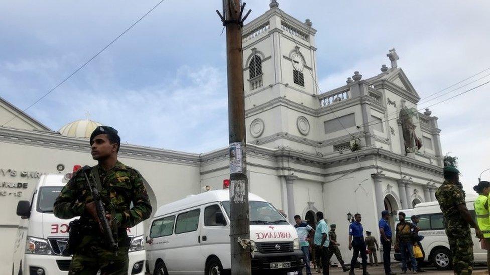 Hrišćani su manjina u Šri Lanki