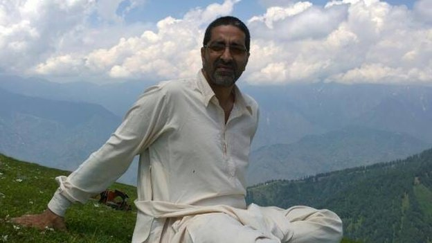 Mr Rafique moved back to Pakistan Administered Kashmir from the UK