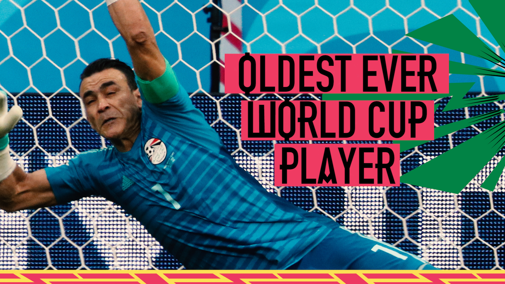 World Cup 2018: Essam El-Hadary becomes World Cup's oldest player