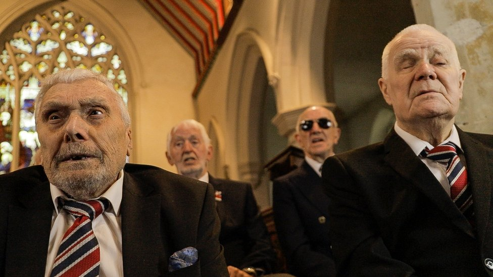 Essex veterans choir releases Armed Forces Day debut record