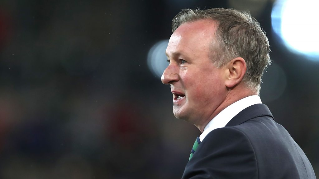 Nations League: Windsor defeat 'a sore one' for NI - O'Neill