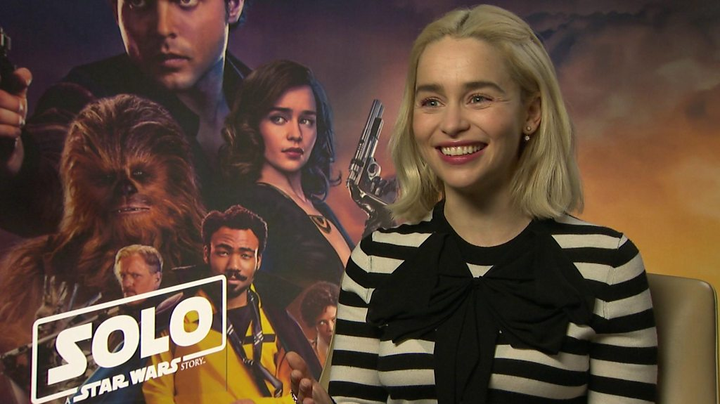 Star Wars: Emilia Clarke says franchise now puts women front and centre
