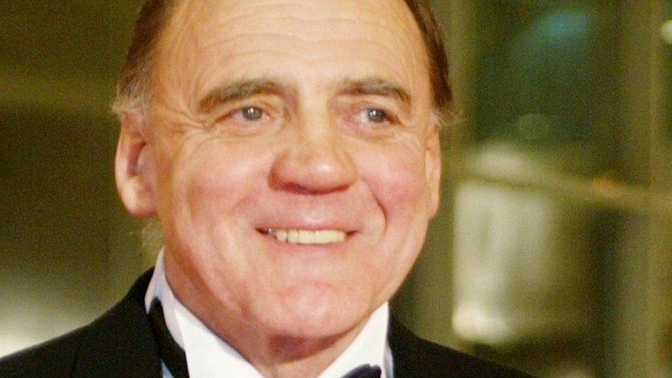 Bruno Ganz, who played Hitler in Downfall, dies aged 77