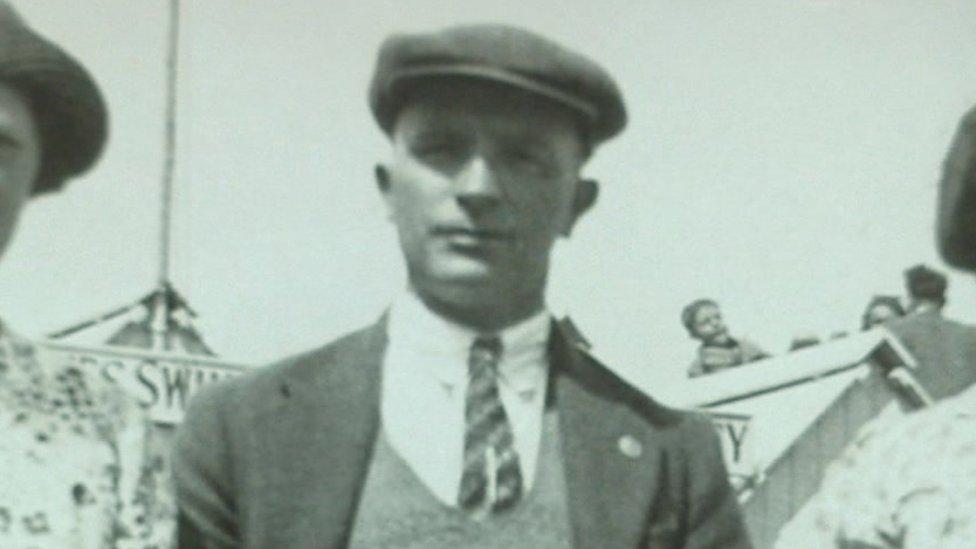 William John Boaden