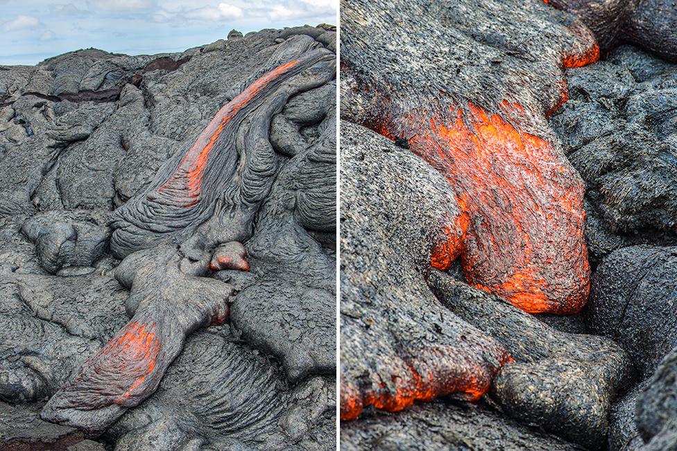 Lava na Havajima