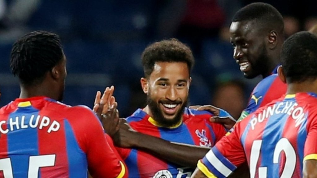 West Brom 0-3 Crystal Palace: Andros Townsend stars as Palace cruise through in Carabao Cup