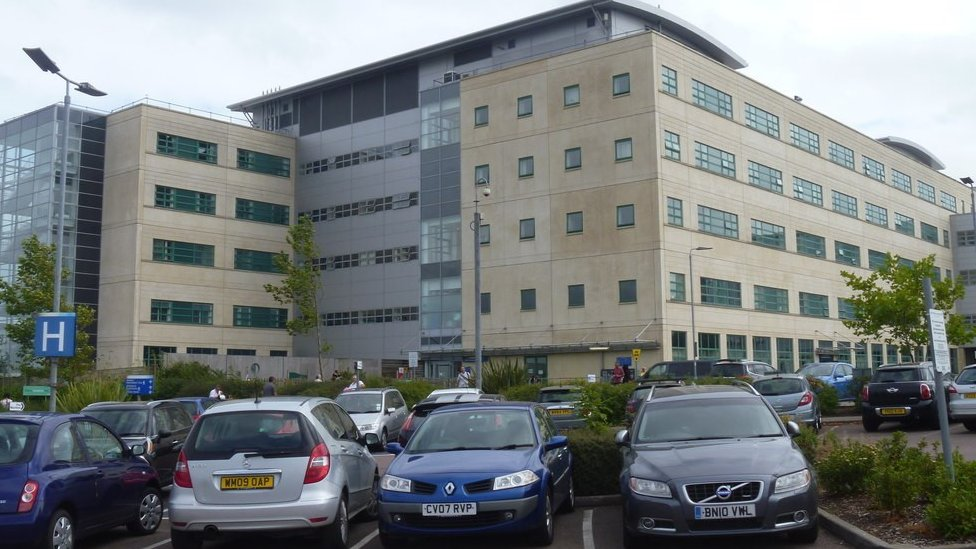 Swindon hospital accused of 'conflict' over Vienna visit