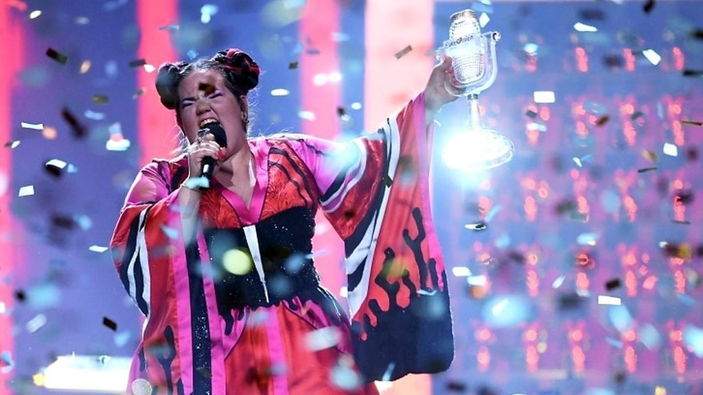 Eurovision 2019: At home with Netta, Israel's winner from 2018