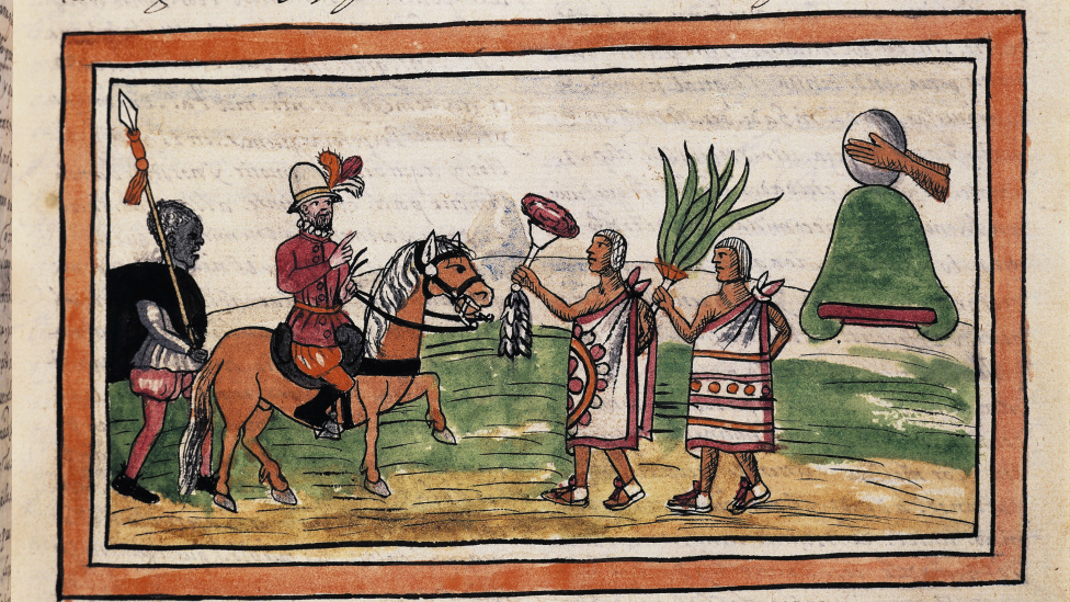 Conquista México
