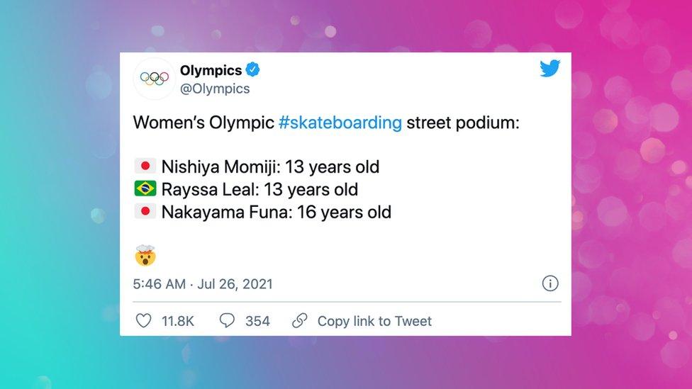 olympic-tweet