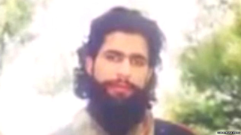 कश्मीर : 'मोस्ट वॉन्टेड' मूसा की मौत पर प्रदर्शन क्यों?