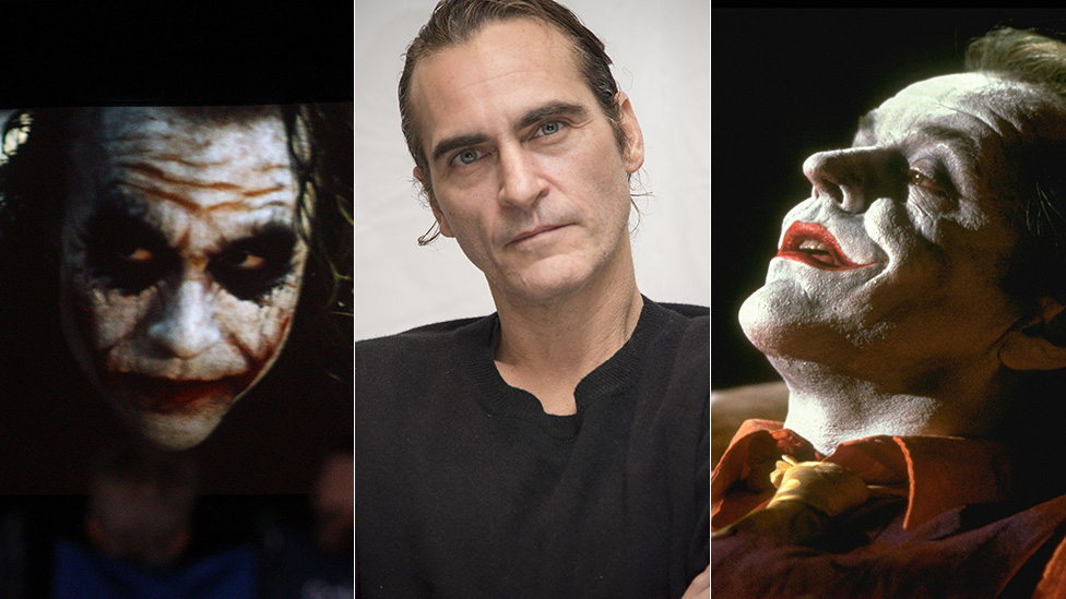 The Joker / Joaquin Phoenix