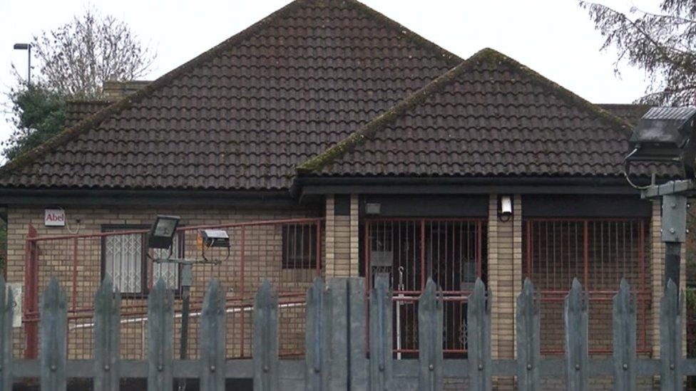 The Grange Clinic in Newport